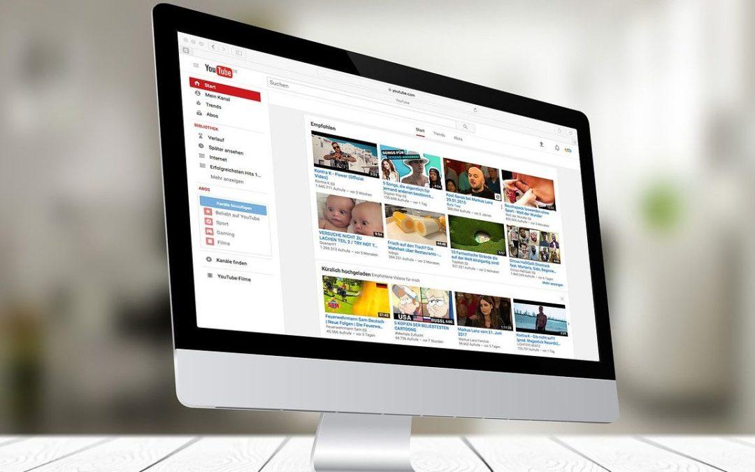Premiery filmów na Youtube