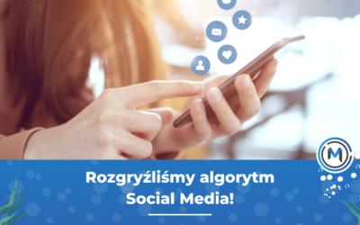 Odkryj razem z nami tajemnice algorytmu social media!